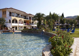 Chrousso Village Hotel 4*